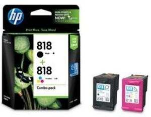 Buy HP 818 Black Pack@lowest Price 818 Combo Pack Ink Online Computer Market Shop HP combo Combo Pack best offers list