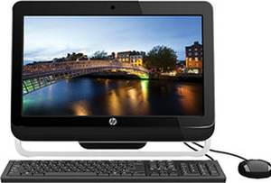HP Brazo 18-1101IX All-in-One Dual core Laptop