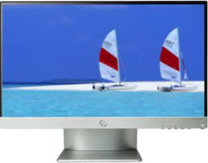 HP 20 Inch LED Monitor | HP Pavilion 20FI Monitor Price@Hp Lcd Monitor Market Shop - HelpingIndia