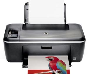 HP Deskjet Ink Advantage 2520hc Multifunction Printer