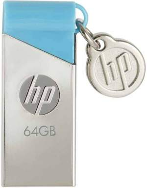 HP 64GB USB Pendrive Metal Flash Drive