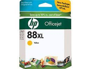 HP 88 XL (C9393AN) Yellow Ink Cartridge