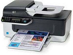 HP J4580 OfficeJet J4580 All-in-one (Printer, Scanner, Copier, Fax)