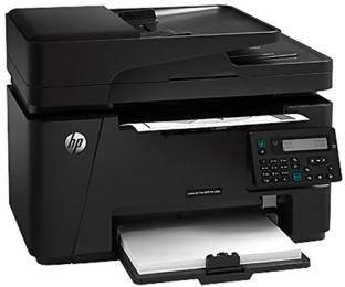 HP LaseJetPro M128fn MFP Multi-function Laser Printer