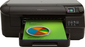 HP Officejet Pro 8100 ePrinter All in One