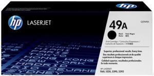HP LaserJet 49A Black Print Cartridge