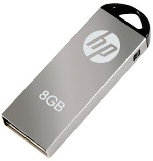 HP V-220 W 8 GB Pen Drive