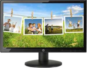 HP 49.403 cm LED Backlit LCD - 20wd Monitor