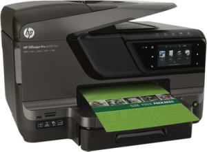 HP - OJ8600 Plus Multifunction Inkjet Printer