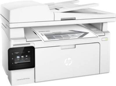 HP LaserJet Pro M132FW With FAX,WiFi All-in-One Laser Printer