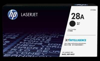 HP 28A CF228A Black Original LaserJet Toner Cartridge