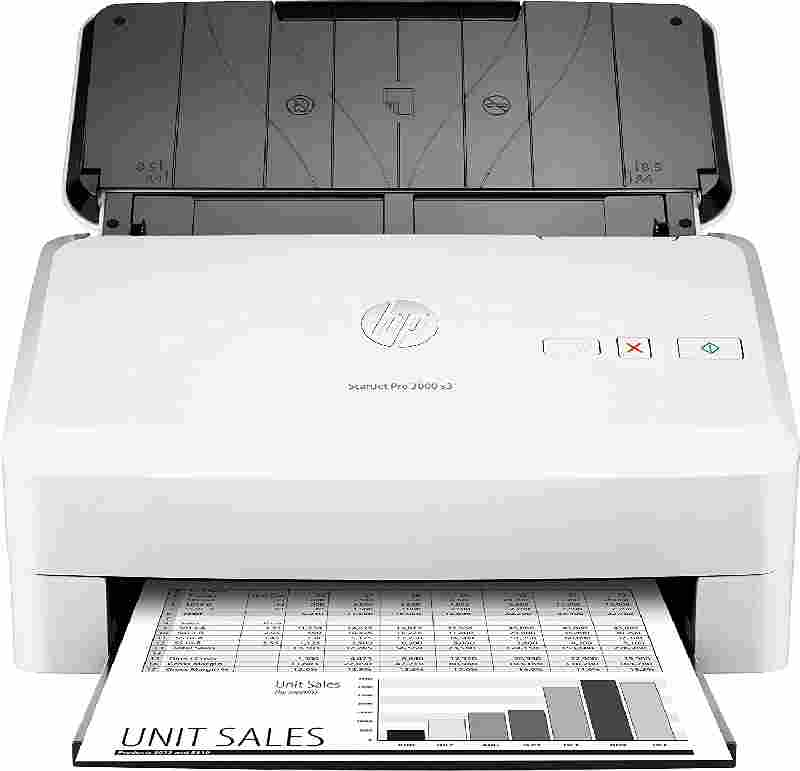HP ScanJet Pro 3000 s3 Sheet-feed Document Scanner