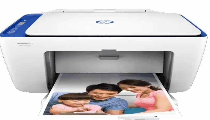 HP DeskJet 2621 All-in-One Print Scan Copy Inkjet wifi Printer