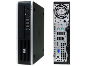 HP Compaq Refurbished C2D 2GB 250GB DVD Small Form Branded Desktop Computer