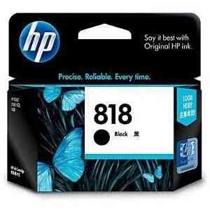 HP 818 (CC640ZZ) Black Ink Cartridge