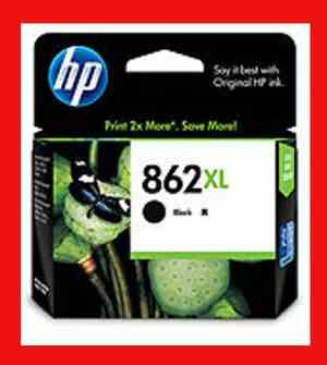 HP 862XL Black Ink Cartridge