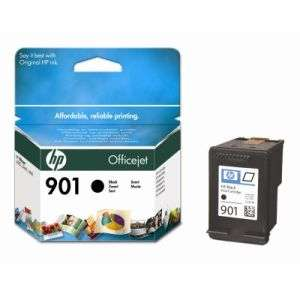HP 901 (CC653AN) Black Ink Cartridge