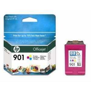 HP 901 (CC656AN) Tricolor Ink Cartridge