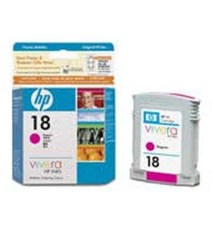 Hp C4938A Ink Cartridge | HP 18 Magenta Cartridges Price 27 Sep 2020 Hp C4938a Ink Cartridges online shop - HelpingIndia
