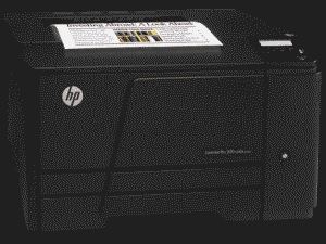 HP LaserJet Pro 200 M251N Color Printer