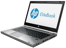 "HP Refurbished EliteBook 8470p Notebook PC Core i5 3rd Gen 14.1"" Used Laptop"