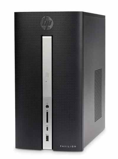 HP Pavilion 570-P053in I5 7th Gen Branded Desktop Computer