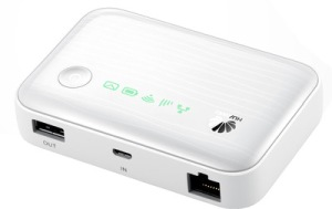 Huawei E5730s-2 3G Data Card with Power Bank