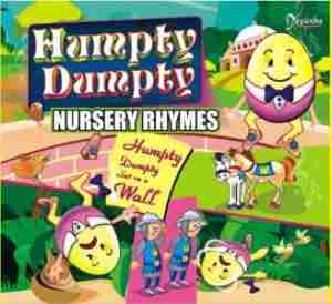 Nursery Rhymes English/Hindi Video CD