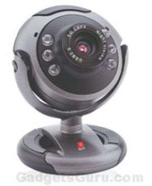 Iball C12.0 led Web camera