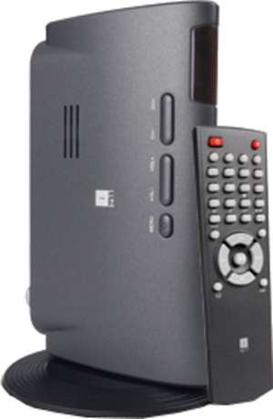 iBall External TV Tuner Box for LED/TFT Monitor