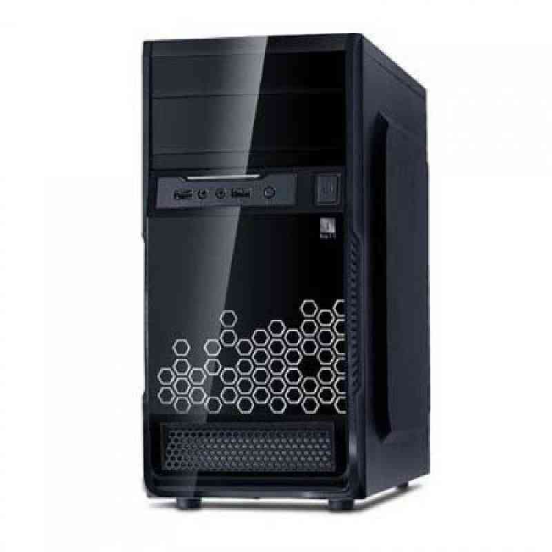 iBall PC Cabinet ATX With SMPS Assembled Computer Desktop