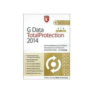 G Data TotalProtection Antivirus