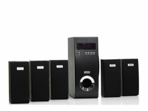 Intex IT 5400 FM 5.1 Channel Multimedia Speakers