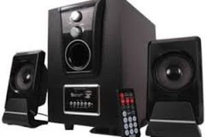 Intex IT 2425D SUF 2.1 Multimedia Speakers