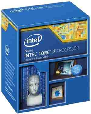 Intel Core I7 4770 3.4 GHz LGA 1150 4th Gen Processor CPU