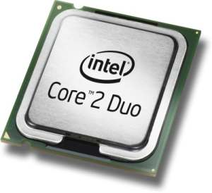Intel LGA 775 Socket C2D Core 2 Duo Pinless CPU Processor