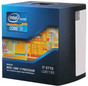 Intel Core i7 3770 Processor 3rd Gen CPU