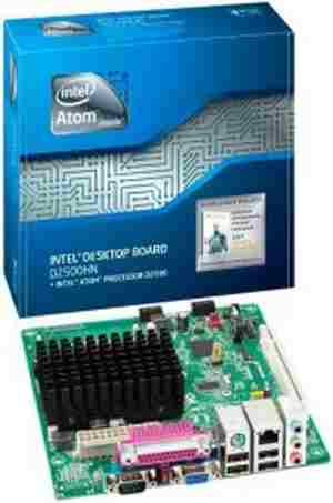 Intel Atom D2500HN DDR3 Motherboard + CPU Kit