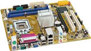 Intel DG41WV Motherboard