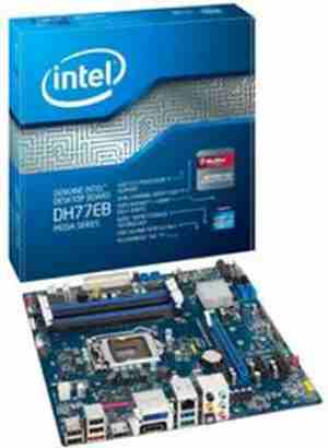Intel DH77EB Motherboard