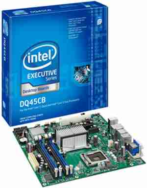 Intel DQ45CB Motherboard