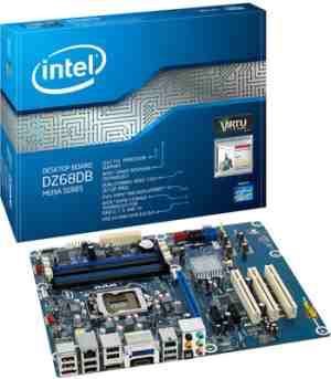 Intel DZ68DB 3rd Gen Motherboard