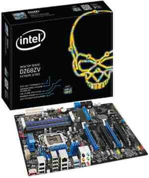 Intel DZ68ZV Motherboard