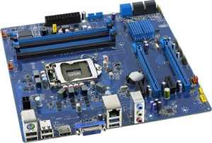 Intel DZ75ML-45K Motherboard