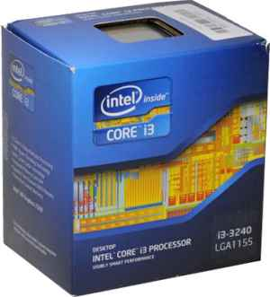 Intel Core i3- 3240 Processor CPU