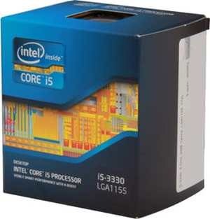 Intel Core i5 3470 Processor 3rd Genration CPU