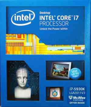 Intel Core I7 5930K 3.5 GHz LGA 2011 Extreme Processor CPU