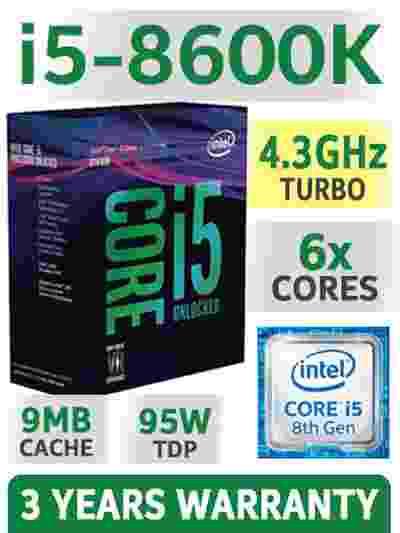 Intelcpu | Intel Core i5-8600K processor Price 11 Aug 2019 Intel Cpu  Processor online shop - HelpingIndia