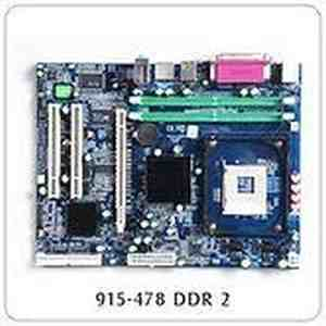 Intel Chipset MotherBoard intel chipset 915/945 Mother Board