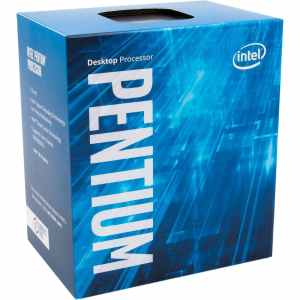 Intel Pentium Dual Core G4560 3.5 GHz LGA 1151 7th Gen CPU Processor